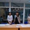 Мы и наши помощницы из Минсельхоза Калмыкии